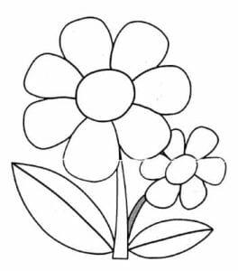 desenhos da primavera para imprimir e colorir