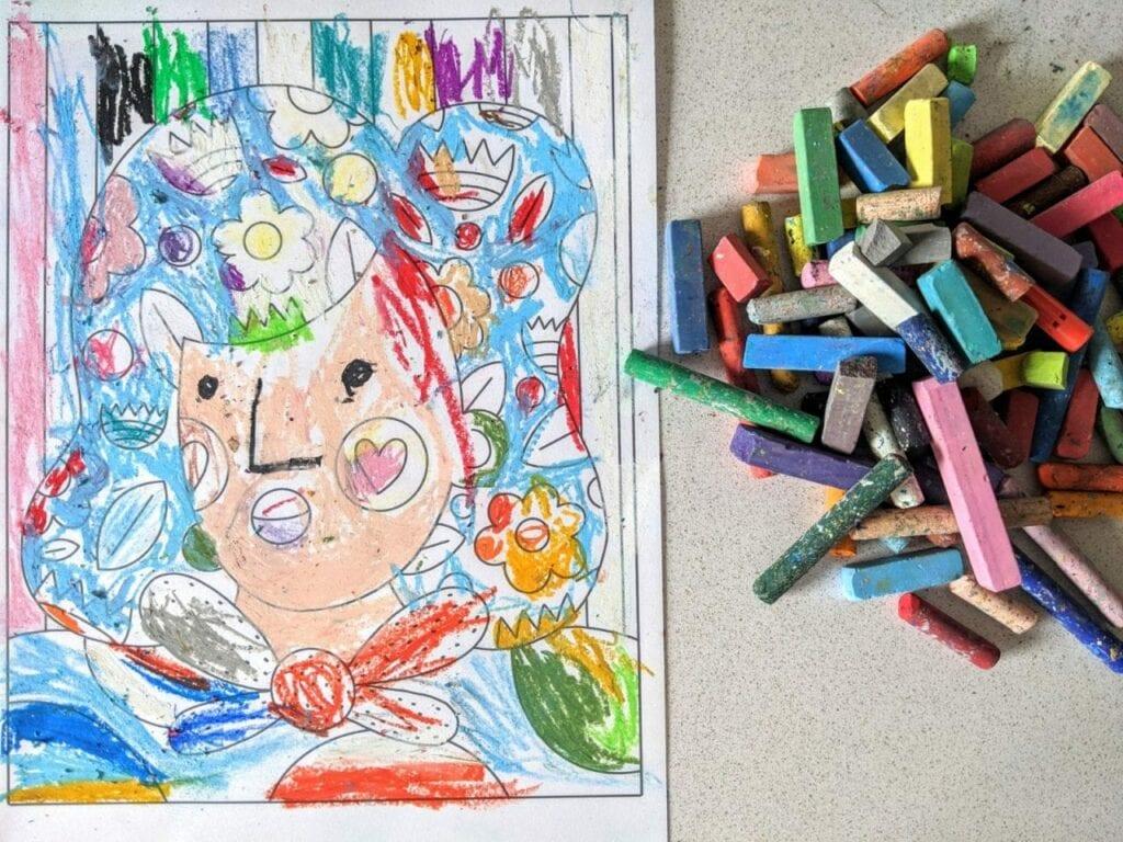 ilustracoes para colorir 00