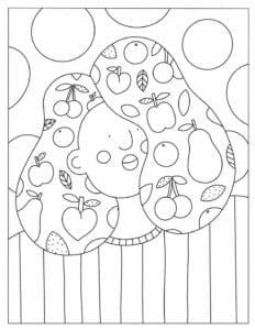 ilustracoes para colorir 10
