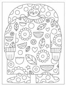 ilustracoes para colorir 11
