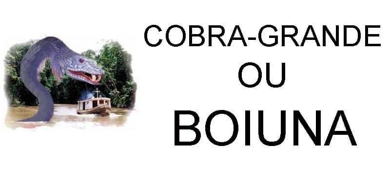 Lendas Indígenas Cobra-grande ou Boiuna