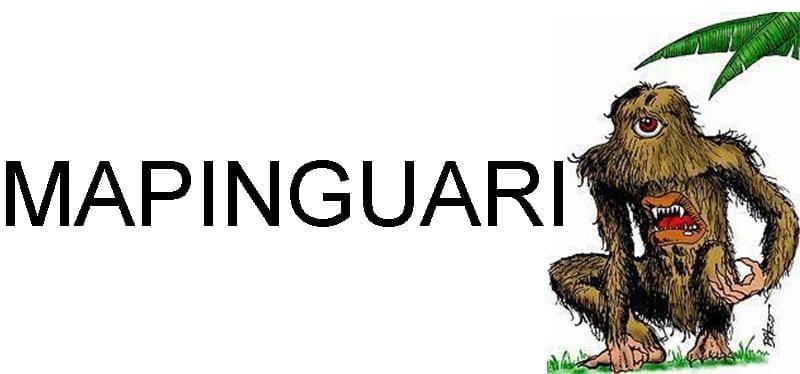 Lendas Indígenas Mapinguari