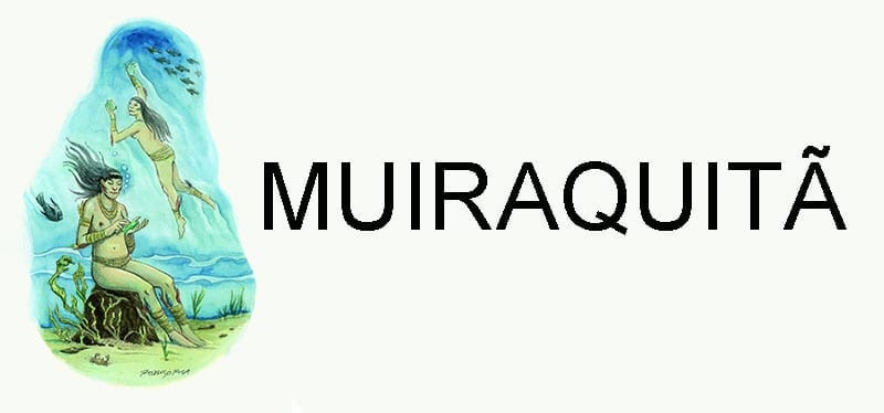 Lendas Indígenas Muiraquitã