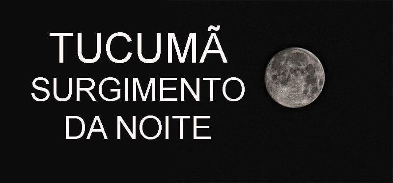 Lendas indígenas Tucumã - Surgimento da noite