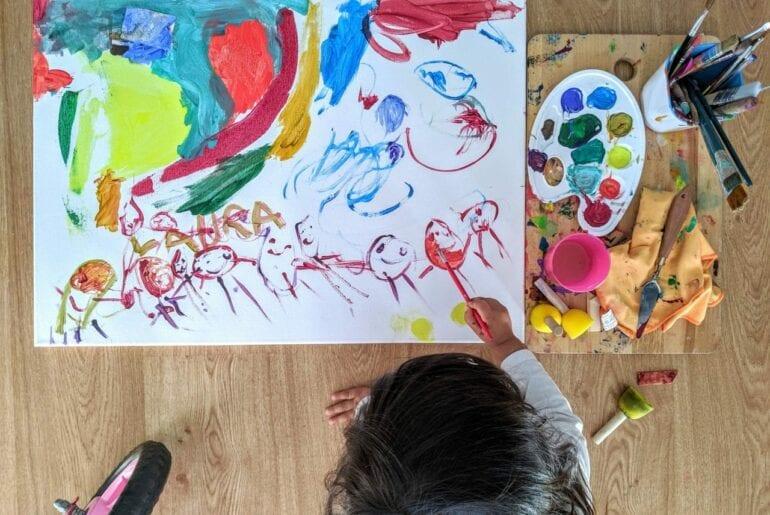 Atividades de artes para educacao infantil