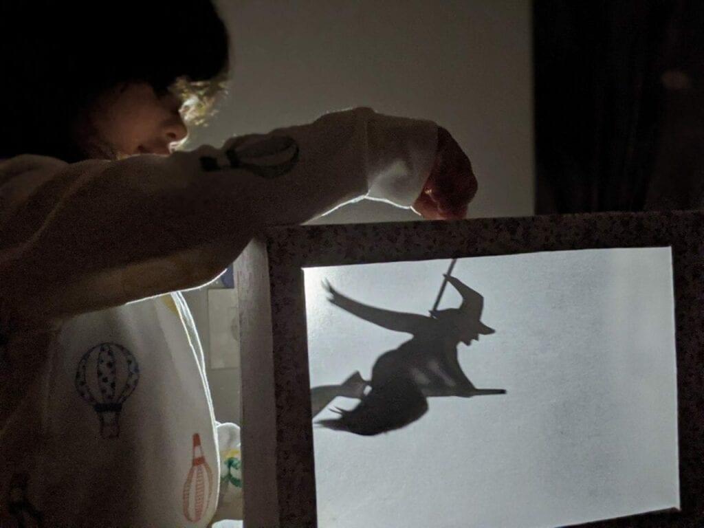 como fazer teatro de sombras 04