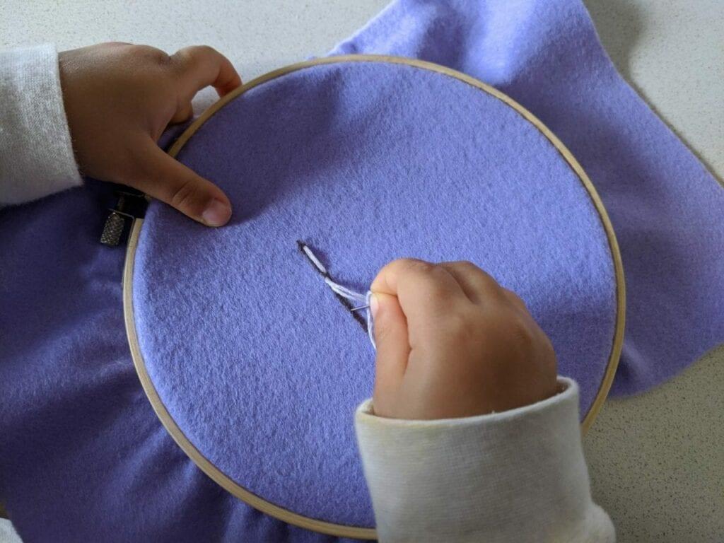 costurar letras de feltro 02