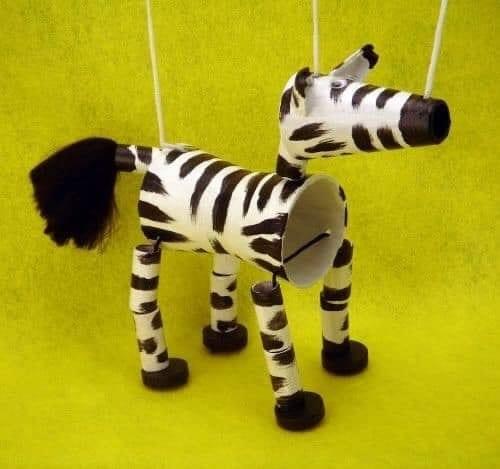 marionete de rolo de papel higienico 03