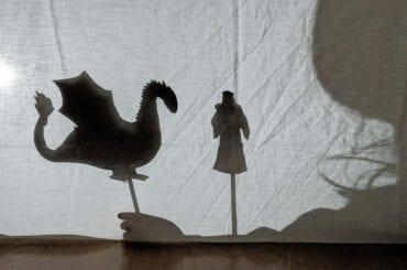 o dragao e a princesa teatro de sombras 07