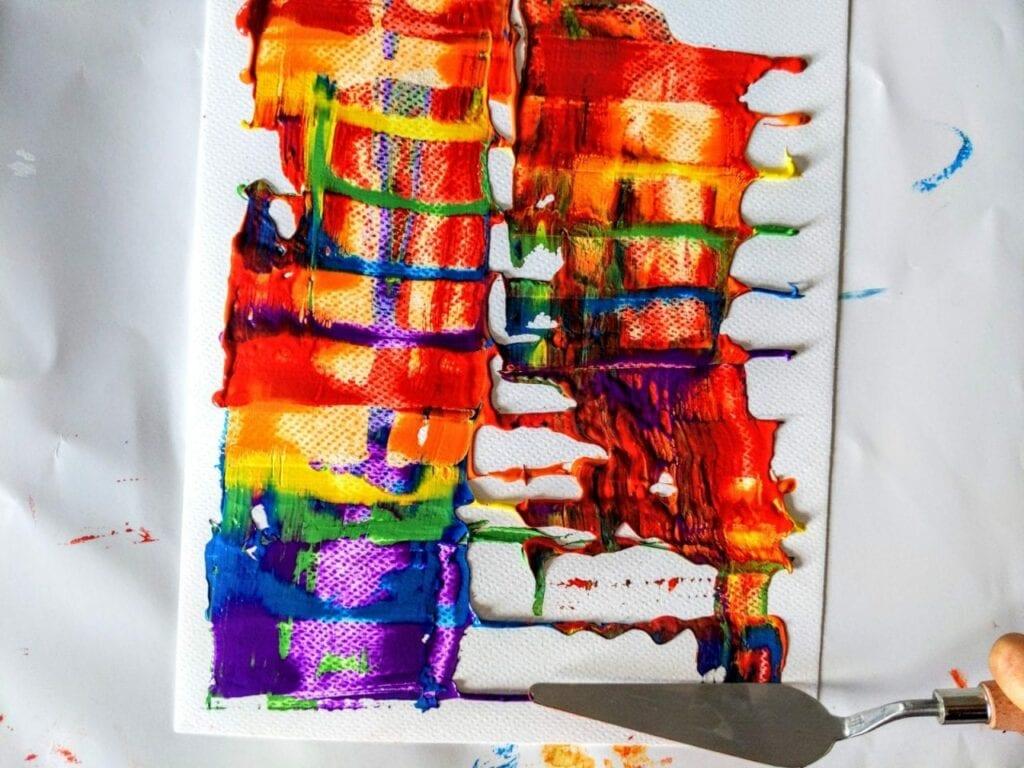 pintar arco-iris 02