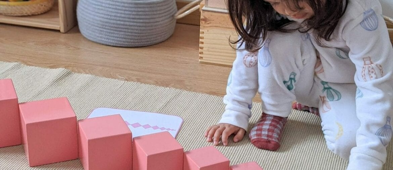 torre rosa montessoriana para imprimir 12