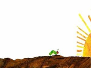 uma lagarta comilona contrarios 01
