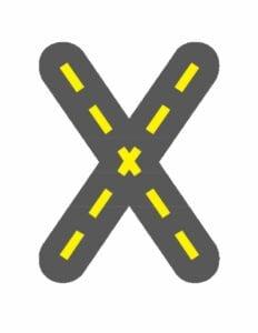 alfabeto minusculo letra x