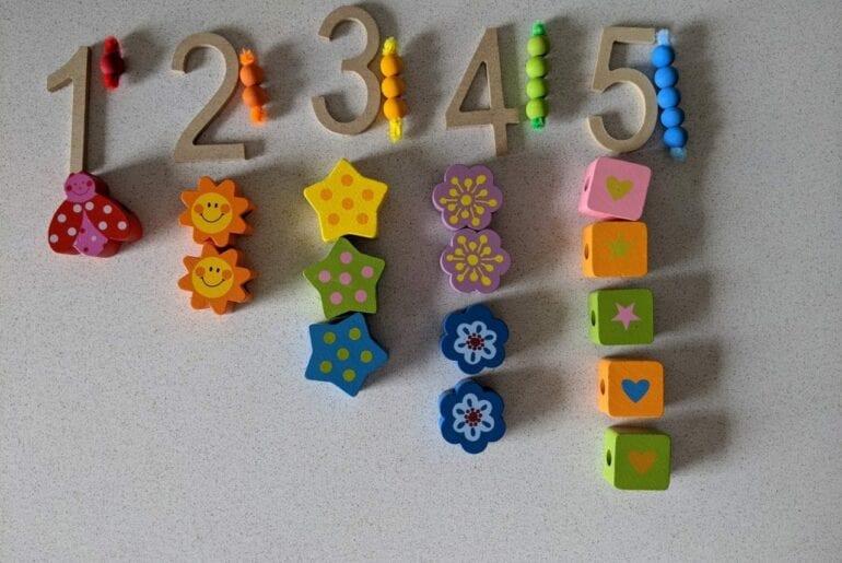 aprender a contar os numeros brincando 01