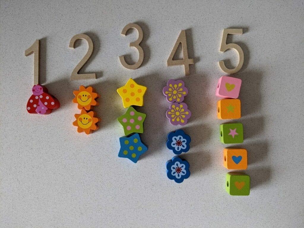 aprender a contar os numeros brincando 03
