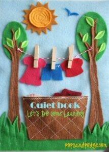 atividades para quiet book