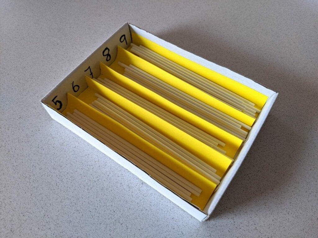 caixa de fusos montessori 03
