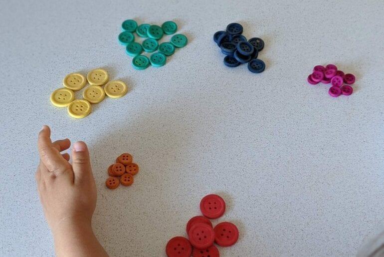 separar botoes por cores 01