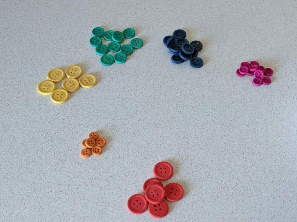 separar botoes por cores 03