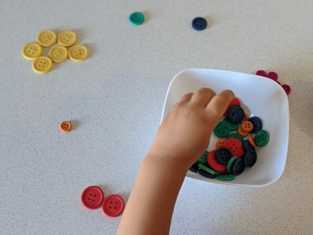 separar botoes por cores 04