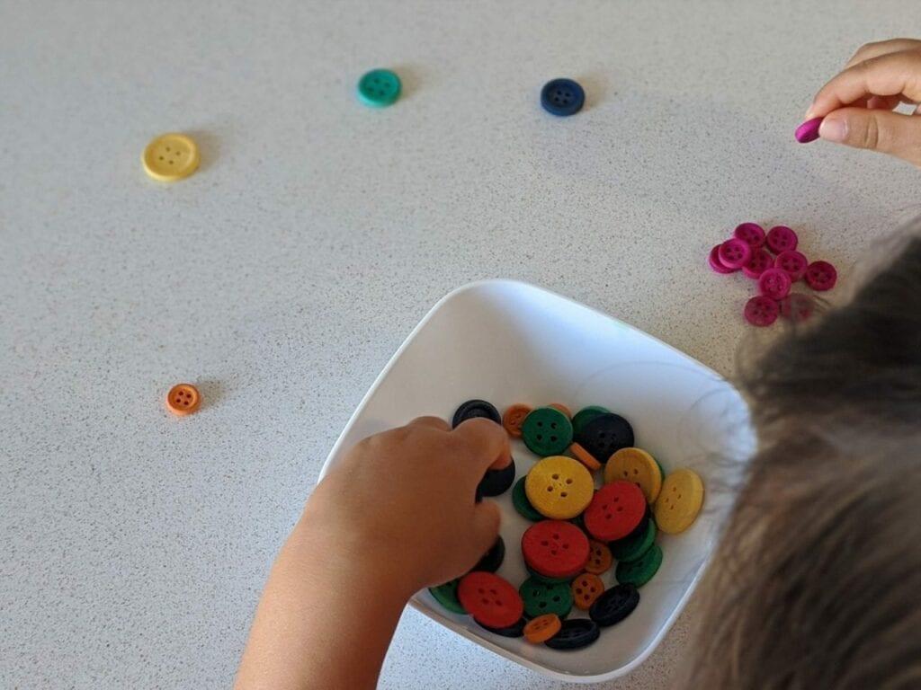 separar botoes por cores 05