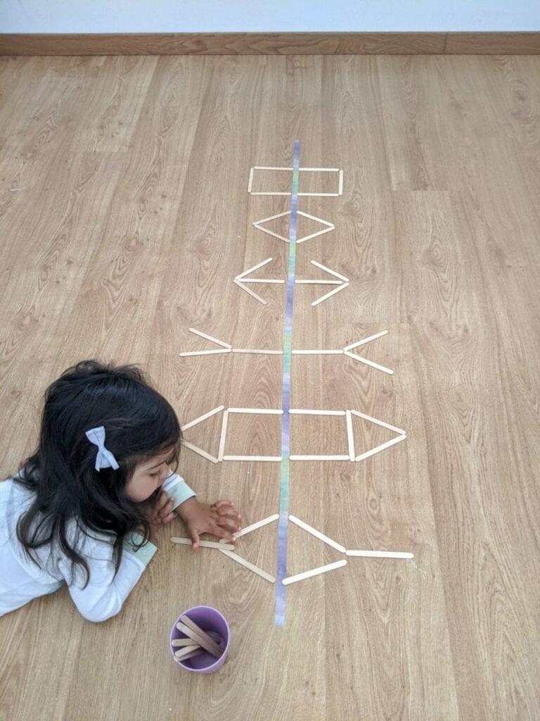 atividade de simetria reflexiva 04