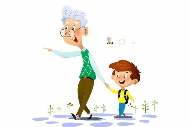 O que fazer se algum familiar tenta intervir na educacao do seu filho