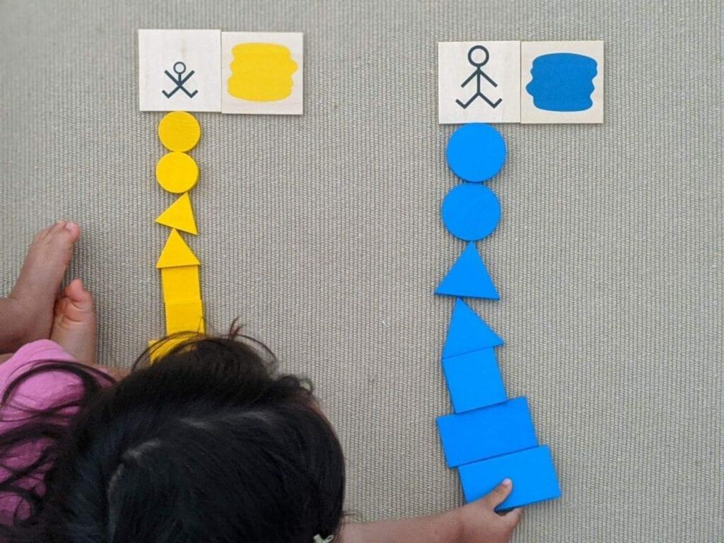 atividade de classificacao com blocos logicos 03