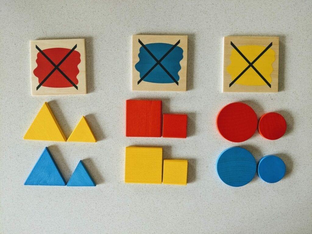 atividade de classificacao com blocos logicos 06