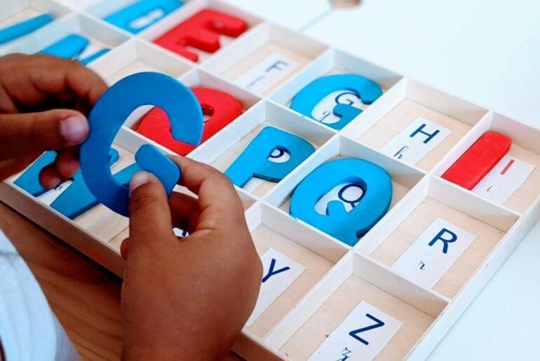 Atividade com alfabeto maiusculo 03