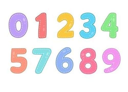 numeros para imprimir