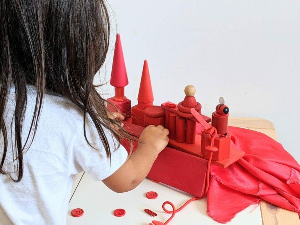 atividade com cor vermelha 04