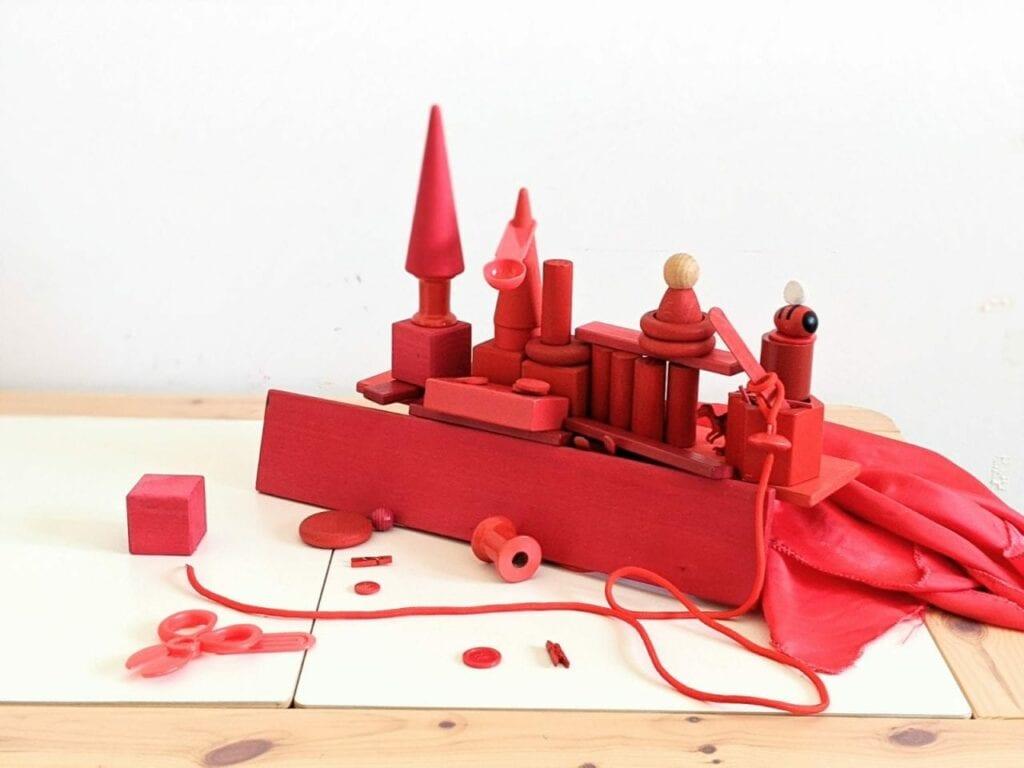 atividade com cor vermelha 05