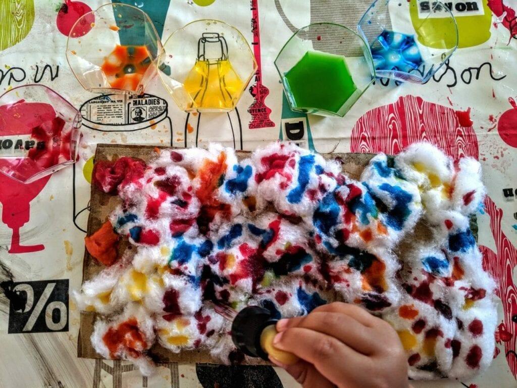 atividade de pintura com conta-gotas 05