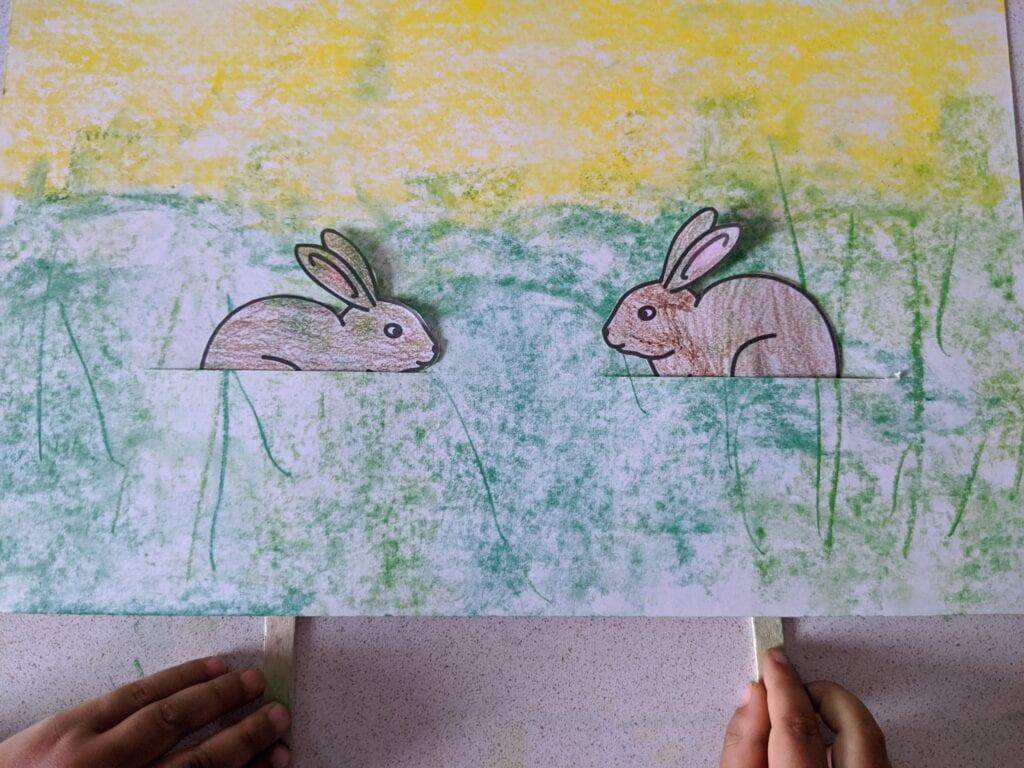 atividade sobre a primavera para colorir