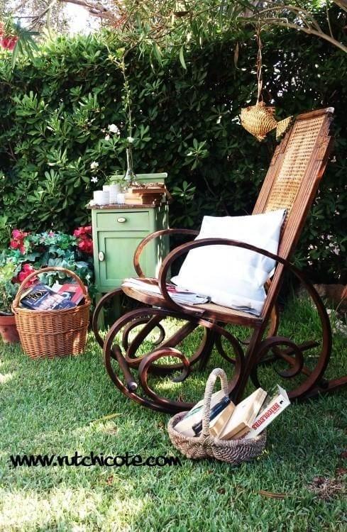 cantinho de leitura no jardim 02