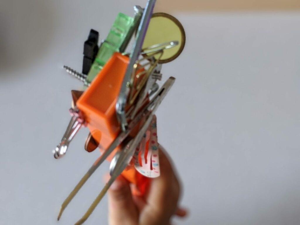 atividade com imas magneticos