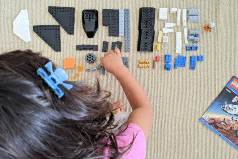 brincar com lego city 01