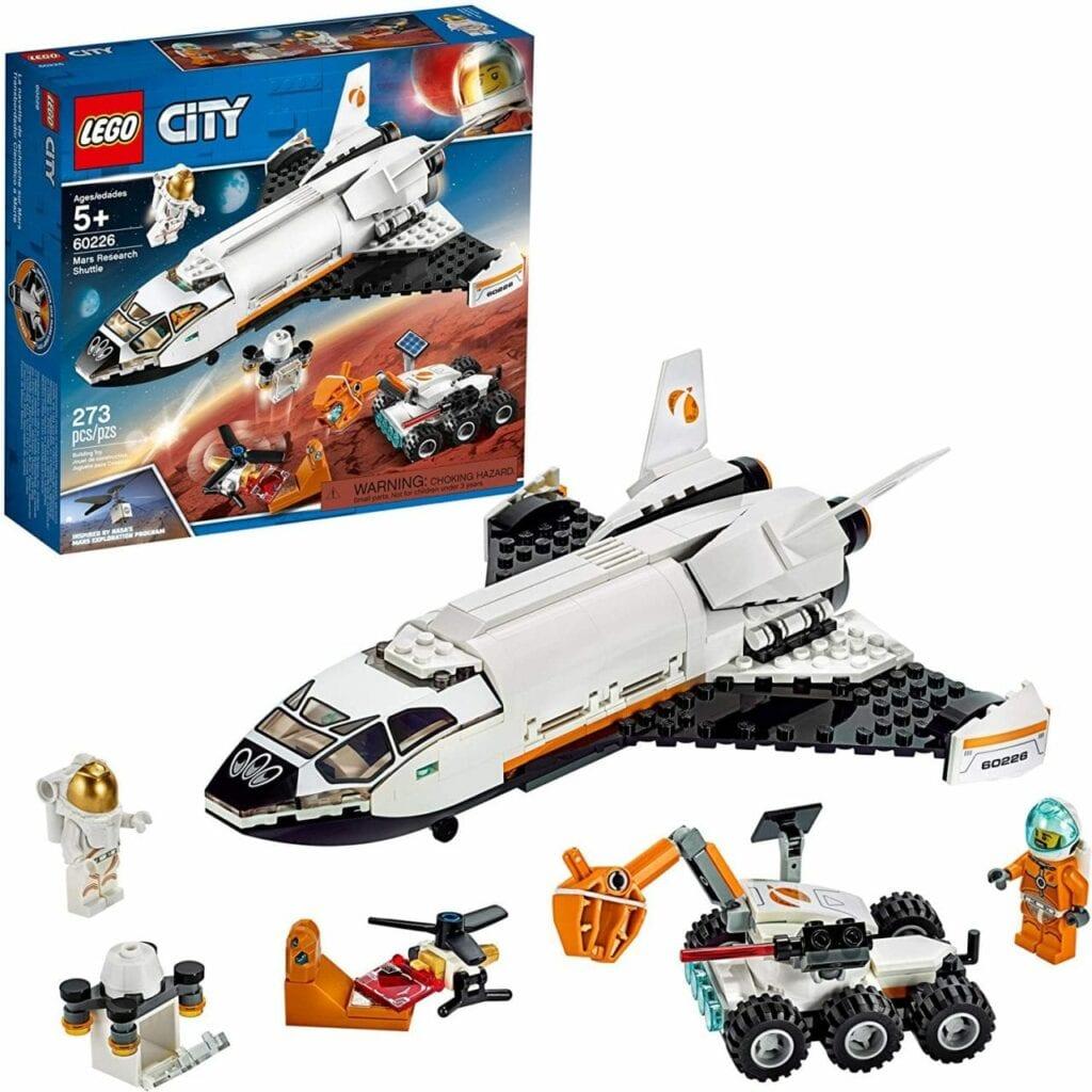 brincar com lego city 04