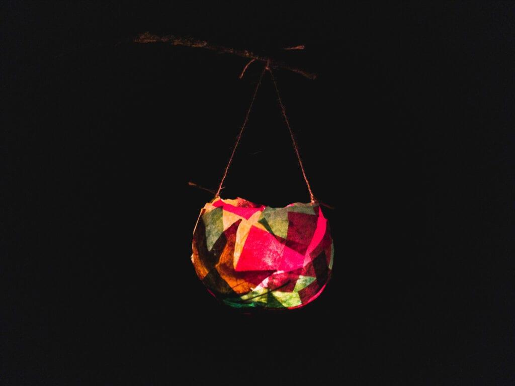 atividade para fazer lampadas de natal 02