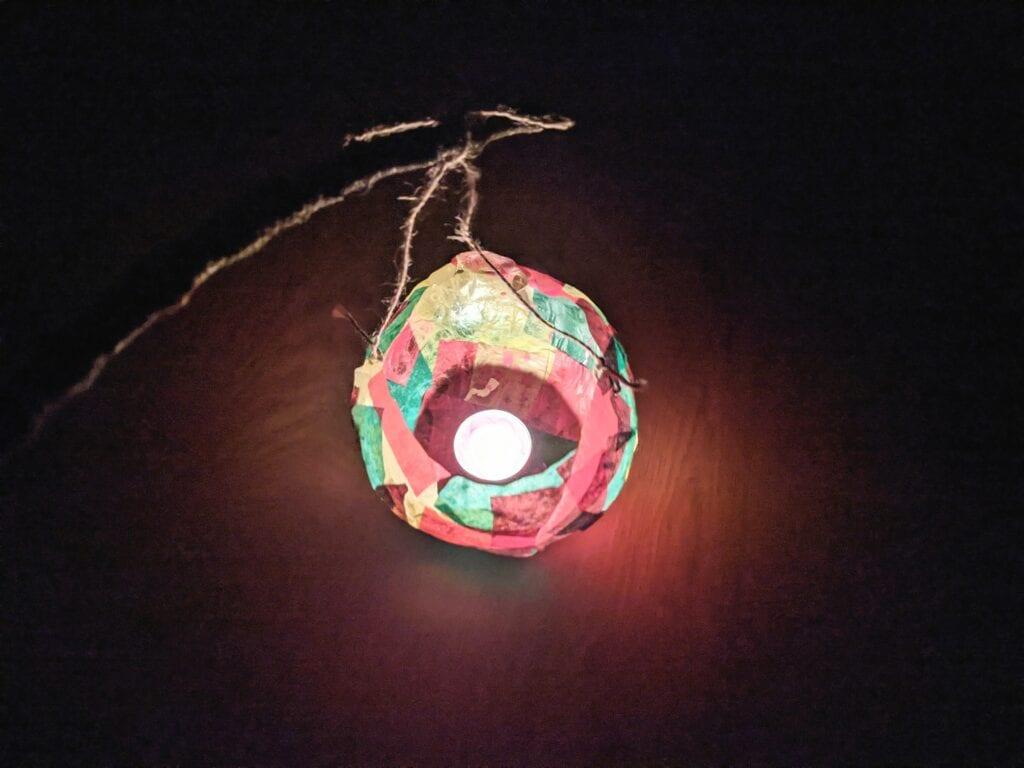 atividade para fazer lampadas de natal 06