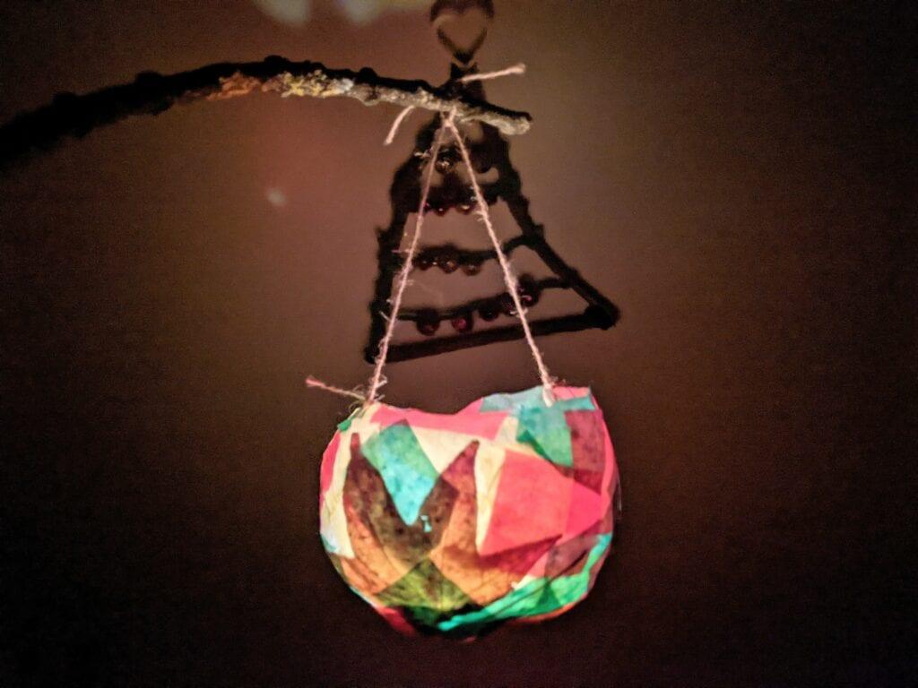 atividade para fazer lampadas de natal 07