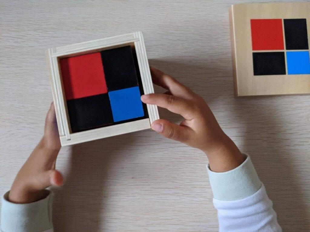 cubo de binomio montessori sensorial 05