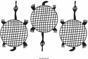 desenhos africanos para desenhar