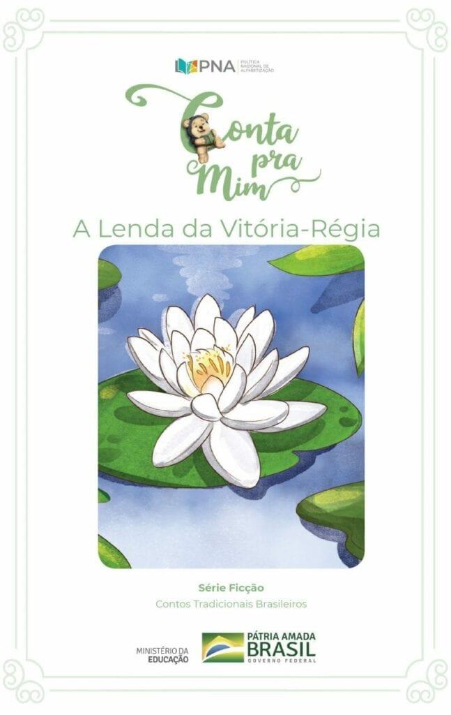 vitoria regia lenda conto brasileiro 02