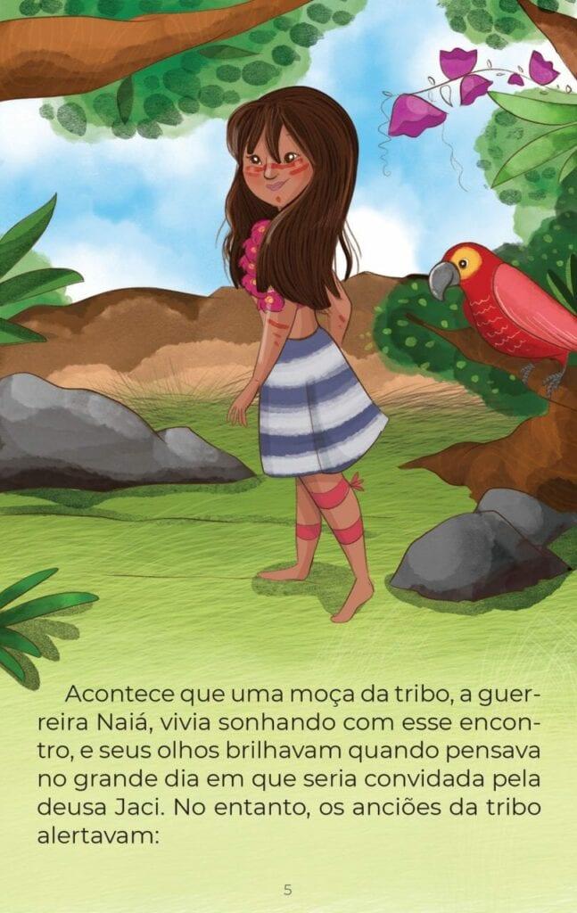 vitoria regia lenda conto brasileiro 06