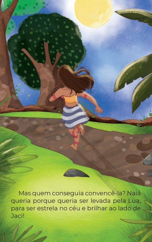 vitoria regia lenda conto brasileiro 08
