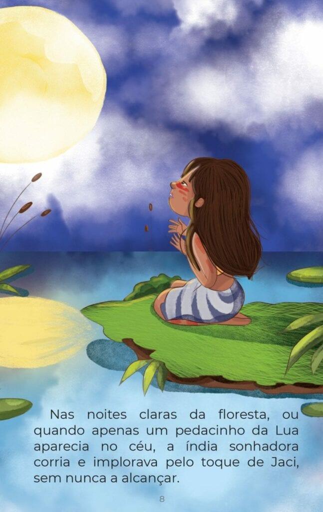 vitoria regia lenda conto brasileiro 09