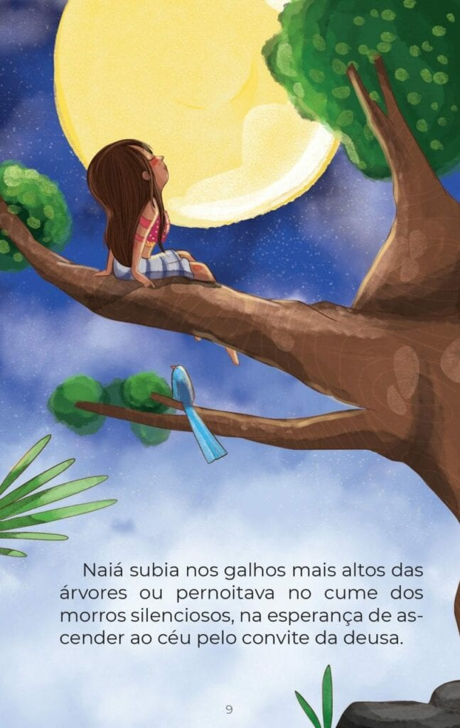 vitoria regia lenda conto brasileiro 10