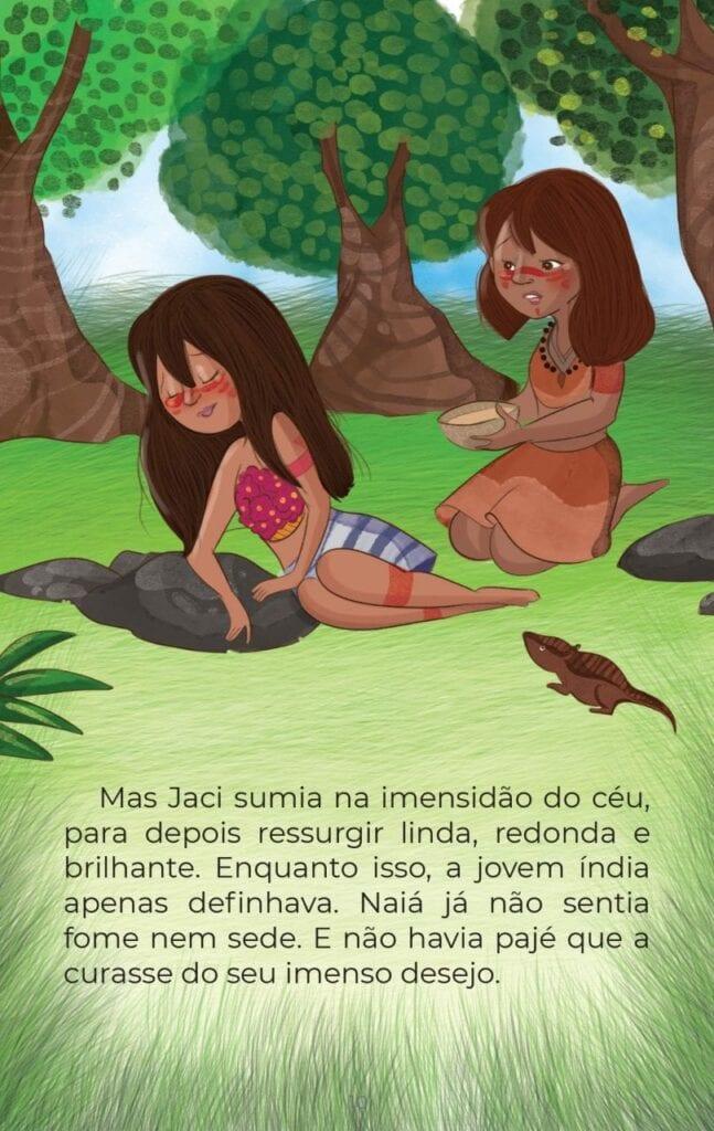vitoria regia lenda conto brasileiro 11